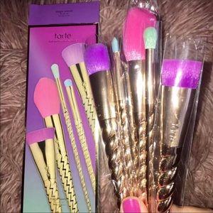 Tarte magic wand unicorn brushes